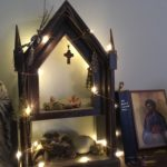 Shannon D.'s Home Altar
